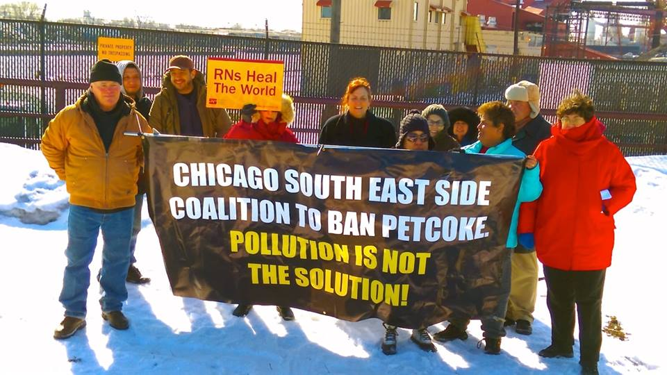 BAN PETCOKE FIGHT