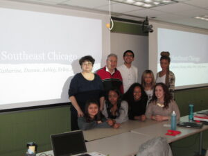 Working with Public Health Students UIC